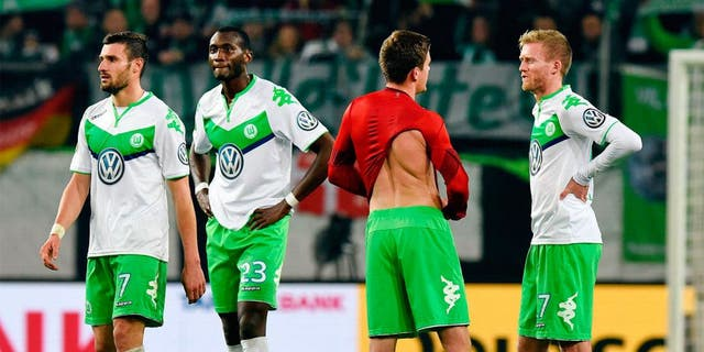 Wolfsburg has been ruled out of the DFB-Pokal this season. After the Bundesliga clubs used their subs to exceed their quota.