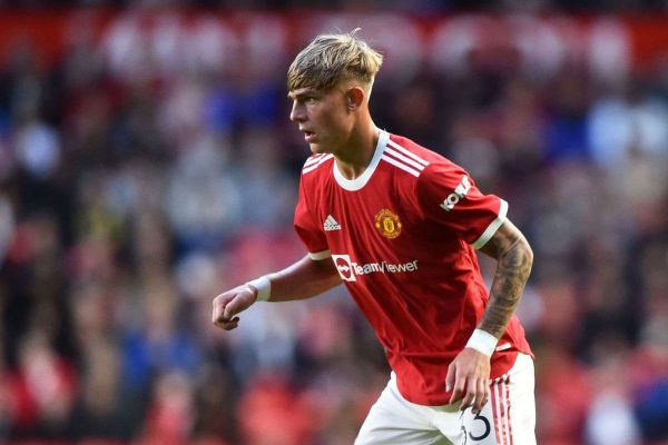 Norwich discuss progress on loan to young Manchester full-back Williams