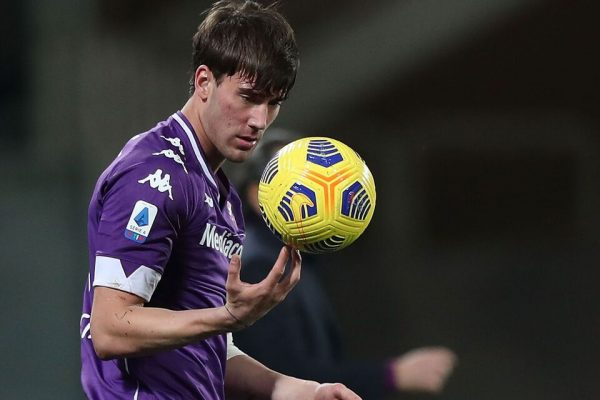 Fiorentina rejects 60 million from Atletico seal bid for Vlahovic