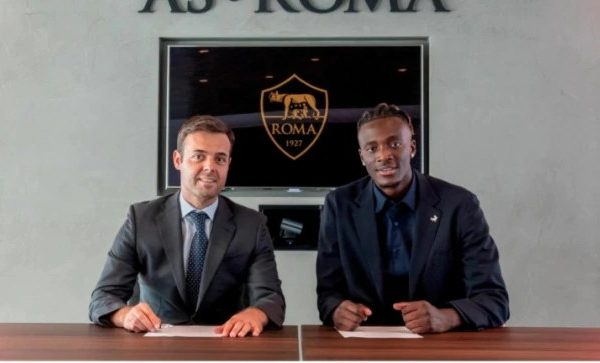 Roma have completed the signing of Tammy Abraham from Chelsea